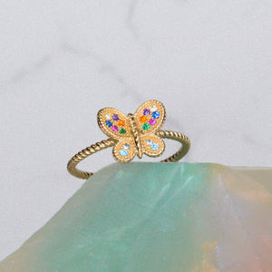 Butterfly Ring 🦋