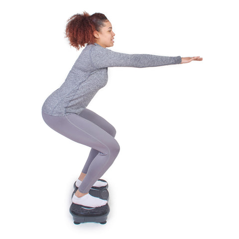 Roneyville 8-in-1 vibration plate