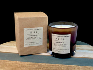No. 4 Ventura Blvd, CA Scented Candle - Fresh Brewed Coffee and Tahitian Vanilla