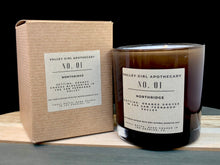 Load image into Gallery viewer, No. 1 Northridge, CA Scented Candle - Hand-Poured Orange Blossom and Neroli