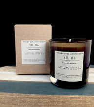 Load image into Gallery viewer, No. 6 Valley Nights Scented Candle - Hand-Poured Fig, Olive, Magnolia, Musk