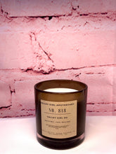 Load image into Gallery viewer, No. 818 Valley Girl OG Scented Candle - Hand-Poured Cannabis Flower, Violet, Gardenia