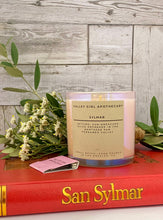 Load image into Gallery viewer, No. 09 - Sylmar - Soy Wax Candle - Olive Orchards and Sunshine