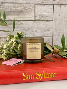 No. 09 - Sylmar - Soy Wax Candle - Olive Orchards and Sunshine