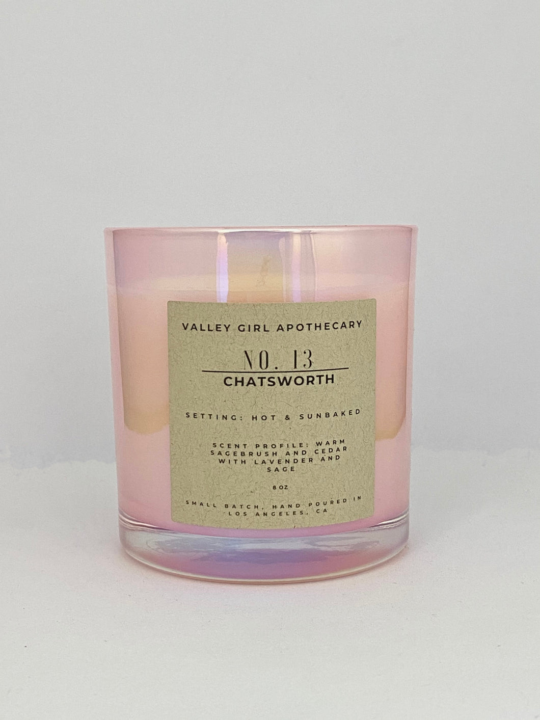 No. 13 - Chatsworth Soy Wax Candle
