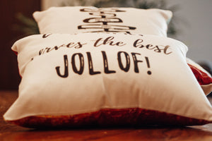 """The Best Jollof"" - SL"