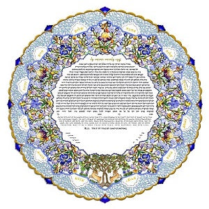 Choosing the Right Ketubah Wording for Your Jewish Wedding
