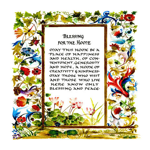 Home Blessings