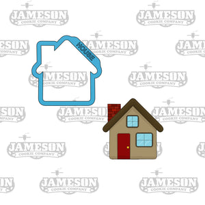 House Cookie Cutter - Realtor, Real Estate Theme