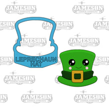 Load image into Gallery viewer, Leprechaun Hat Cookie Cutter - St. Patrick's Day Theme