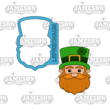 Load image into Gallery viewer, Leprechaun Cookie Cutter - St. Patrick's Day Theme
