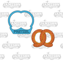 Load image into Gallery viewer, Pretzel Cookie Cutter - Soft Pretzel Knot