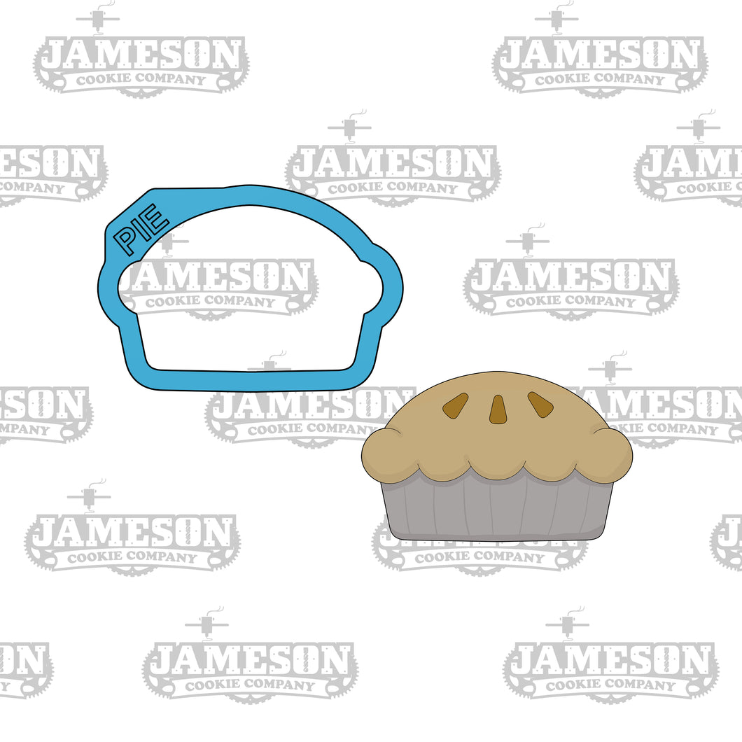 Whole Pie Cookie Cutter