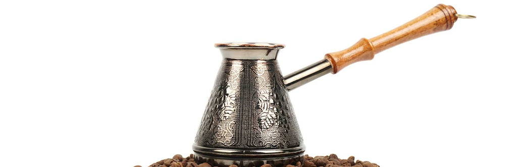 Ibrik Coffee Pot