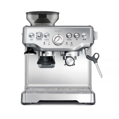 Sage The Barista Express Coffee Machine - Silver