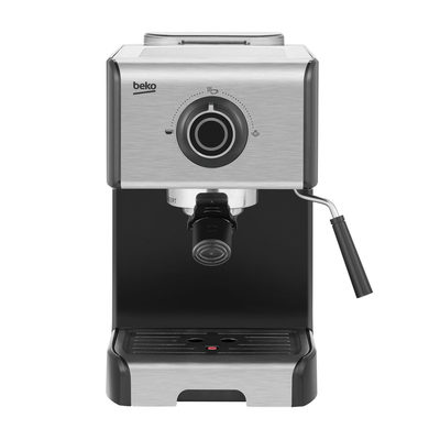 Beko Espresso Machine Silver/Black
