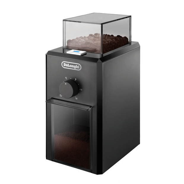 DeLonghi | KG79 Electric Coffee Grinder (Black)