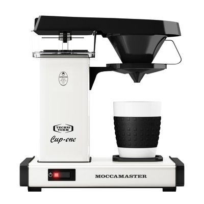 Moccamaster Cup One Coffee Machine White