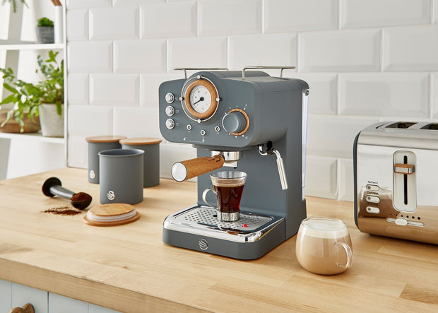 Swan Coffee Machine at Home