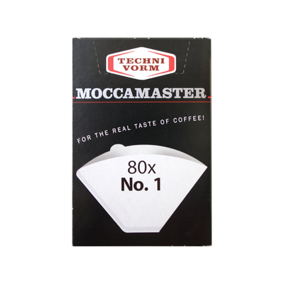 Moccamaster | Coffee Filter white Nr.1 (Cup-one - 80)