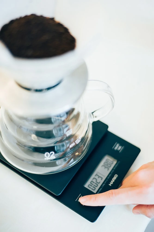V60 Coffee Drip Scale