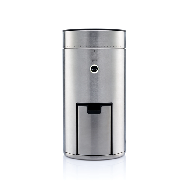 Wilfa Uniform Coffee Grinder (Silver)