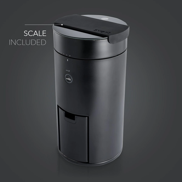 Wilfa Uniform+ Coffee Grinder (Black)