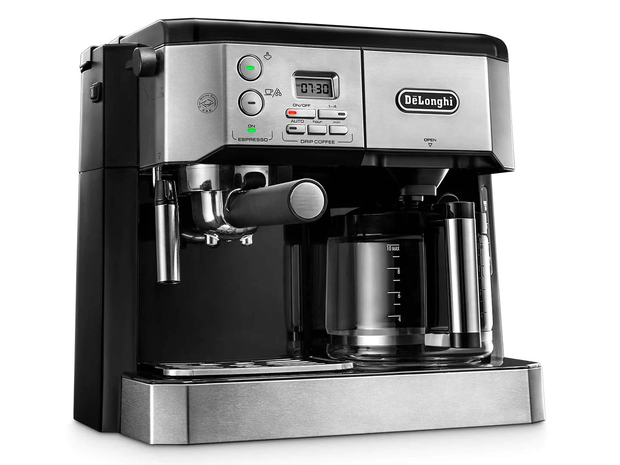 DeLonghi | Combi Espresso Filter Coffee Machine (BCO431.S)