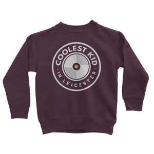 Coolest Kid in Leicester Sweatshirt (Various)