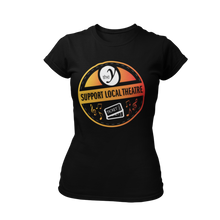Load image into Gallery viewer, Y Theatre Ladies T-shirt