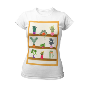 The Bloom Project Ladies T-shirt