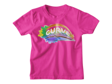 Load image into Gallery viewer, Curve Kids T-shirt (various)
