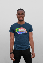 Load image into Gallery viewer, Curve Classic T-shirt (various)