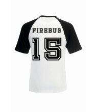 Load image into Gallery viewer, Firebug 15 Years T-shirt