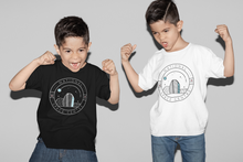 Load image into Gallery viewer, National Space Centre Kids White T-shirt