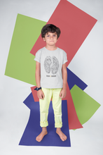 Load image into Gallery viewer, Bean Gaming Kids Black Print T-shirt