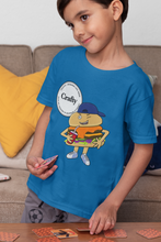Load image into Gallery viewer, Crafty Burger Kids T-shirt
