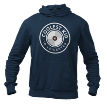 Load image into Gallery viewer, Coolest Kid in Leicester Adult Hoodie