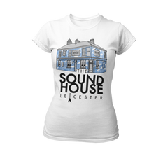 Load image into Gallery viewer, The Soundhouse Ladies T-shirt