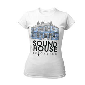 The Soundhouse Ladies T-shirt