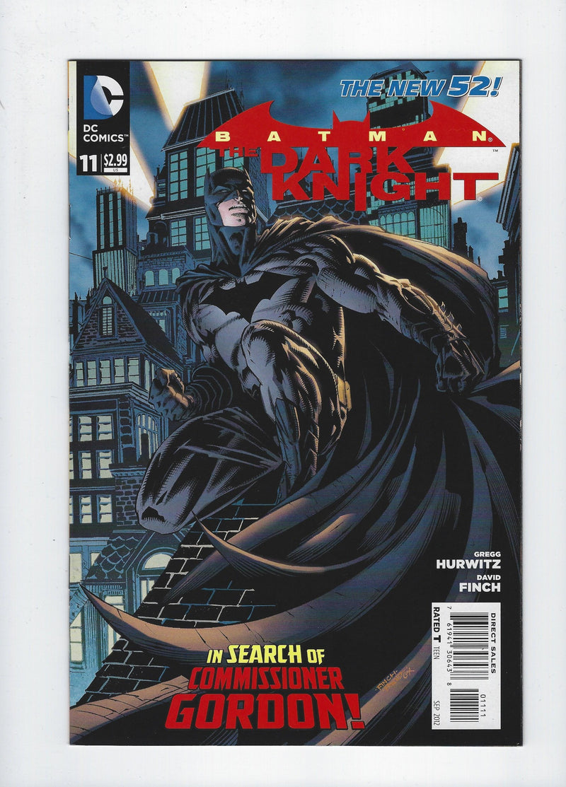 Batman Dark Knight Vol 2 11