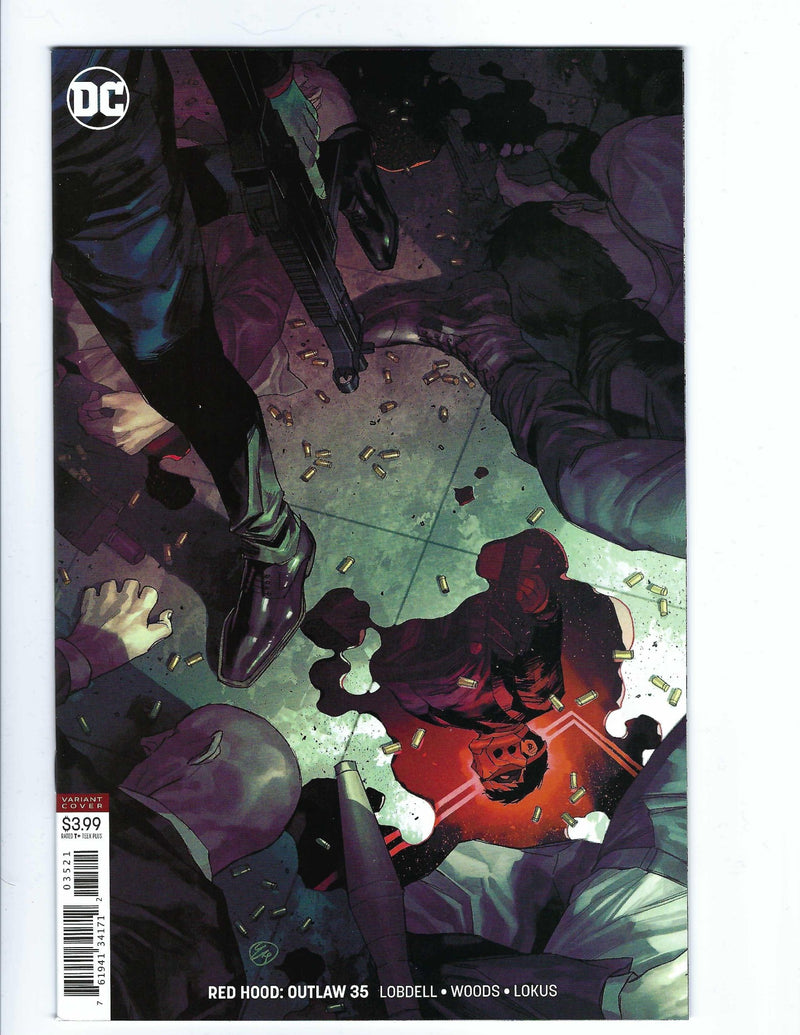 Red Hood and the Outlaws Vol 2 35 Variant