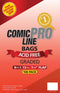 "Comic Pro Line Graded 8 3/4"" Resealable Bag 2mil x100"
