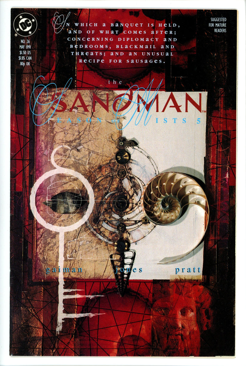 Sandman Vol 2 26-DC-CaptCan Comics Inc