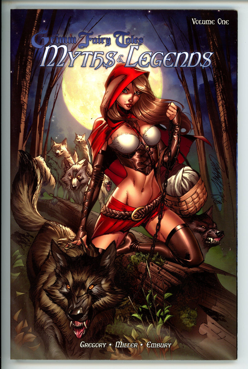 Grimm Fairy Tales Myths & Legends Vol 1 TP