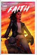 Buffy the Vampire Slayer Faith 1-Boom-CaptCan Comics Inc