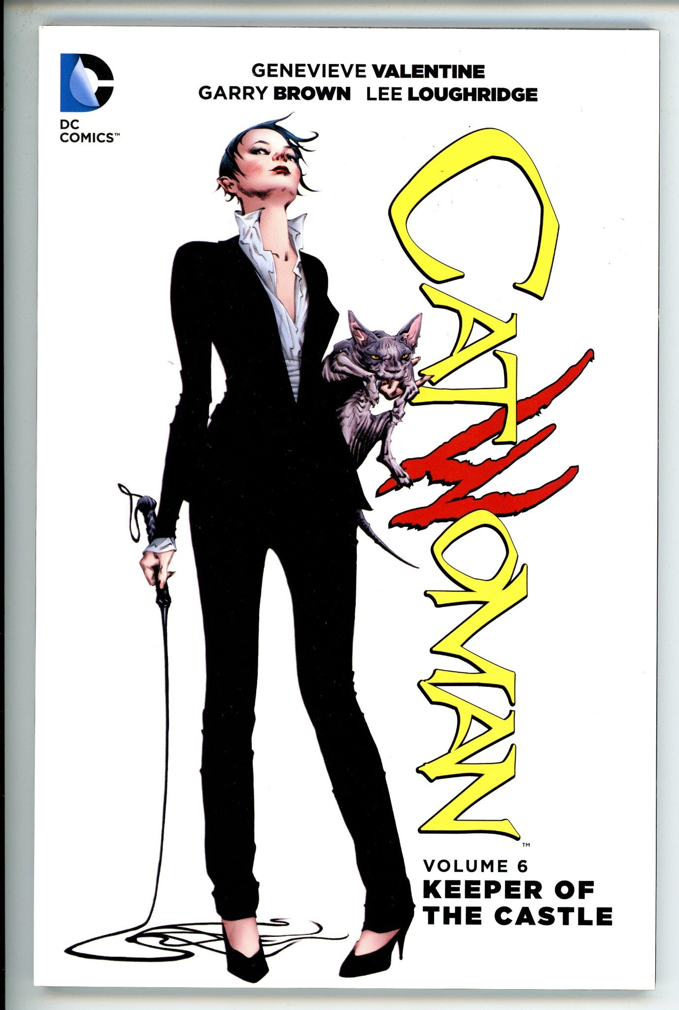 Catwoman Vol 6 Keeper of the Castle TP