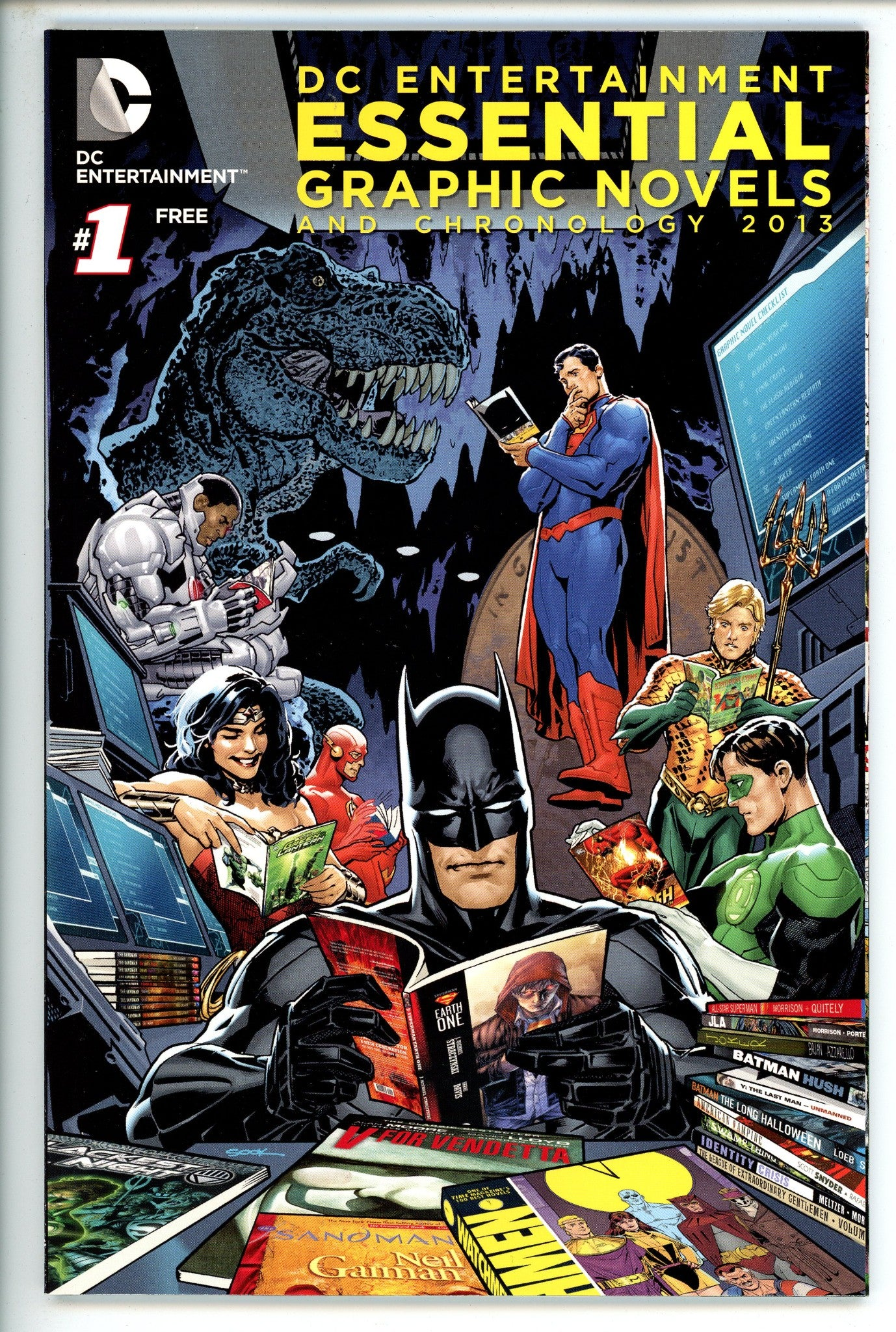 DC Essential Graphic Novels 2013 TP