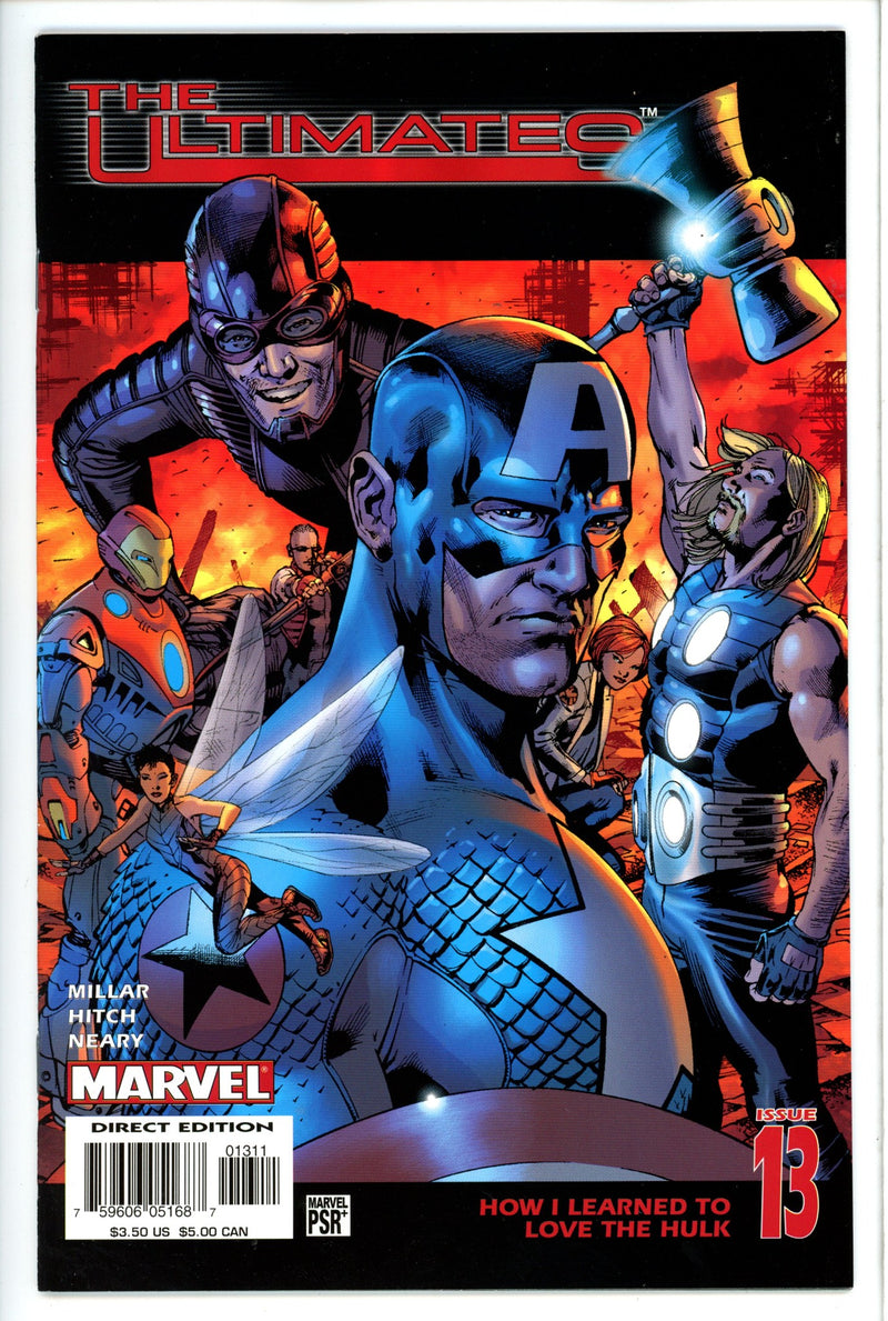 The Ultimates Vol 1 13