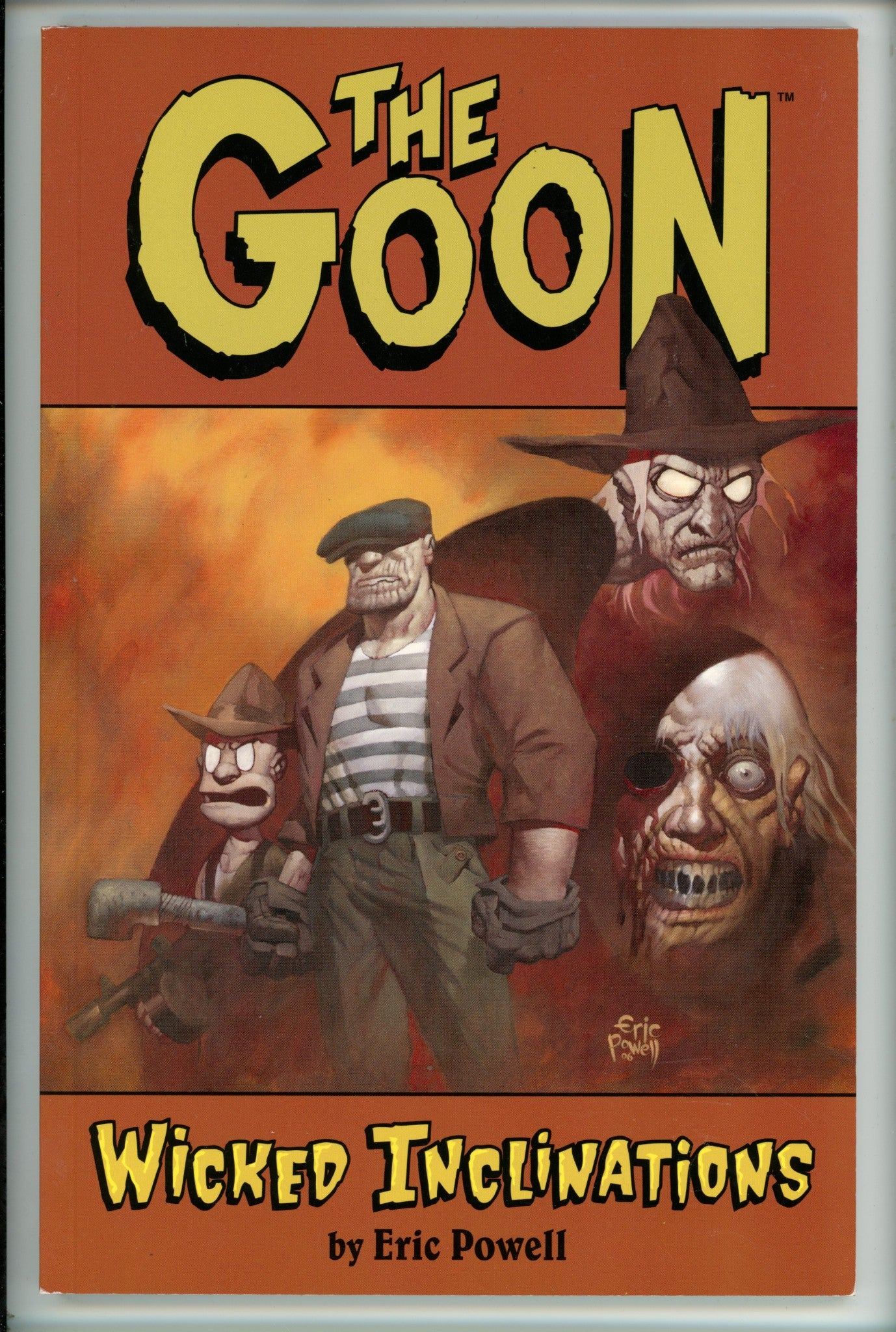Goon Vol 5 Wicked Inclinations